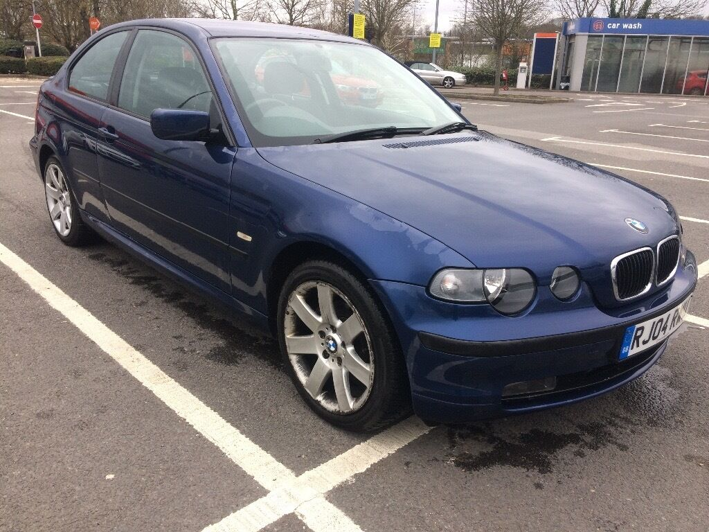bmw 316ti se compact in maidstone kent gumtree. Black Bedroom Furniture Sets. Home Design Ideas