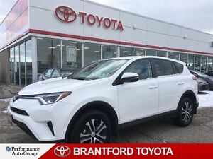 2016 Toyota RAV4 AWD, LE, Carproof Clean, Safety and E-Tested,
