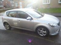 Kia CEED 3 RDI Auto,5 door hatchback,FSH,full MOT,nice clean tidy car,runs and drives very well