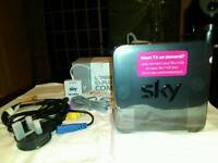 Sky router new