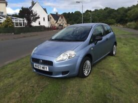 Fiat Punto 2007 Good MOT GREAT CONDITION