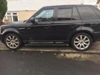 Range Rover alloys