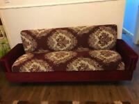 2 x settee/settee beds