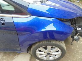 FORD FIESTA 2009 - 2015 1.25 / 1.0 eco boost Breaking for spares! All parts available!!