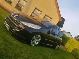 Peugeot 207 1.6 hdi for sale