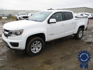 "2015 Chevrolet Colorado LT Crew Cab 128.3"" WB 4X4 w/5' Box"
