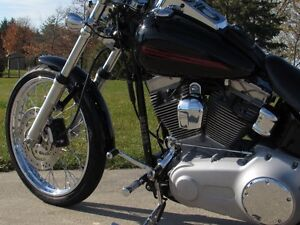 2007 harley-davidson FXST Softail   $4,000 In Options and Custom London Ontario image 11