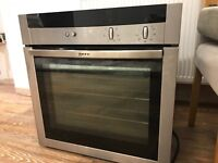 Neff single built in oven - excellent condition