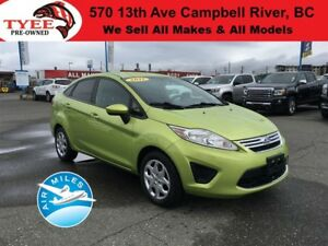 2011 Ford Fiesta SE Automatic A/C