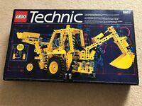Lego Technic 8862 Backhoe Grader