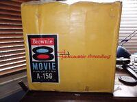 Kodak Brownie 8 Movie Projector