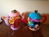 Disney Tea sets