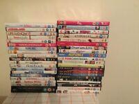 42 Girlie Films on DVD's
