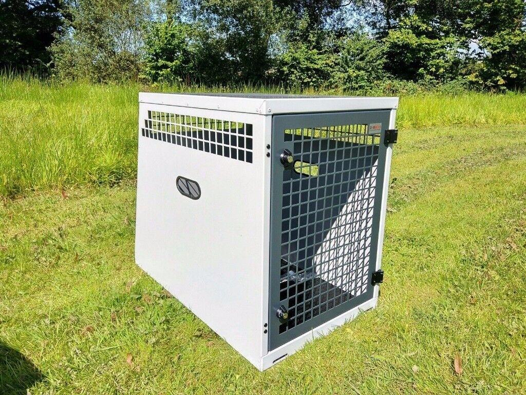 Dog Box UK Single Dog Transportation Box / cage / Crate Brand New