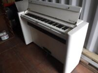 Piano compact used in a yacht