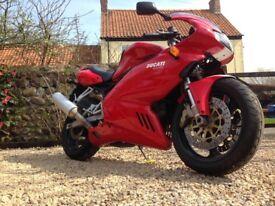 Ducati 620 Sport FF