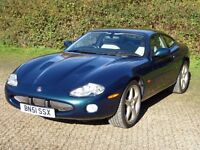 STUNNING JAGUAR XKR SUPERCHARGED COUPE 2001