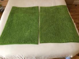 Two mats