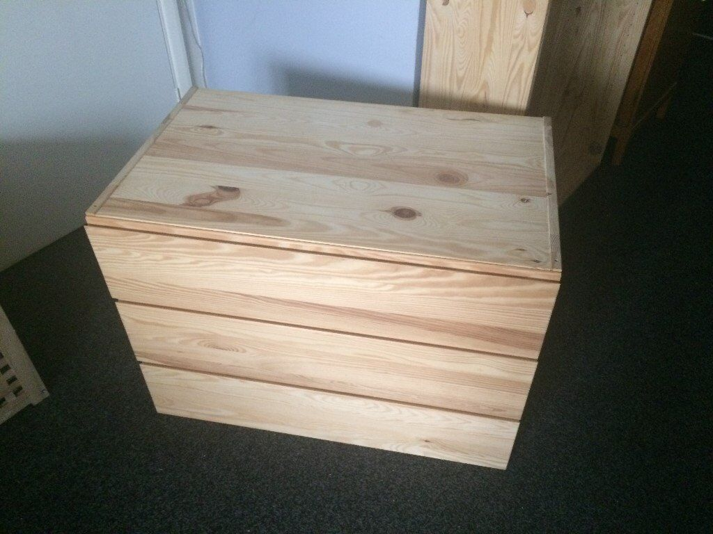 online store f9824 3743a Ikea Ivar three-drawer pine chest | in Kings Langley, Hertfordshire |  Gumtree