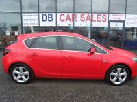 2011 60 VAUXHALL ASTRA 1.6 SRI 5d 113 BHP**** GUARANTEED FINANCE **** PART EX WELCOME ****