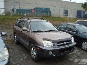 2005 Hyundai Santa Fe GLS ~ LEATHER ~ AWD ~