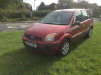 06/06 FORD FUSION 1.4 TDCi STYLE CLIMATE 5DR ESTATE