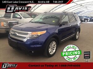 2013 Ford Explorer XLT HEATED SEATS, CD PLAYER, SEATS 7