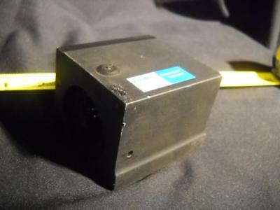 Thomson Linear Bearings Spu 16 Opn Mounted In Quickslide Systems Pillow Block