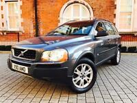 2006 Volvo XC90 2.4 D5 SE Geartronic AWD Auto 7 SEATER ++ FULLY LOADED ++ SAT NAV++ PLATE INCLUDED