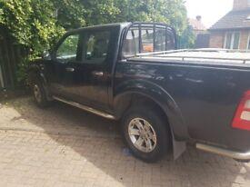 Ford ranger 2007 black