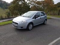 2007 Fiat Grande Punto 1.2 Active with 12mths MOT