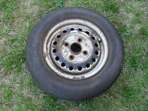 Ford Laser 13 inch Spare Wheel (4 stud) Ringwood Maroondah Area Preview