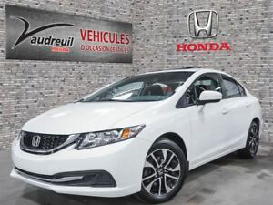 2015 Honda Civic EX*CAMERA*TOIT OUVRANT*MAG*