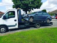 SCRAP MY CAR SCRAP CARS AND VANS WANTED MOT FAILURES SPARES OR REPAIRS NON RUNNERS