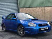 Subaru Impreza WRX Turbo/STI Styling