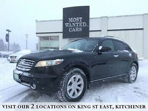 2005 Infiniti FX35 NO ACCIDENTS | BOSE | SUNROOF