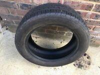 Continental car tyre 195/55 R 16