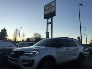 2016 Ford Explorer Sport *Dual Roof* *Adaptive Cruise* *Nav*