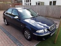 *Rover 45 1.8i Petrol Automatic* Alarm/ Parking Sensors/ Superb Condition/ Long MOT, Insured & Taxed