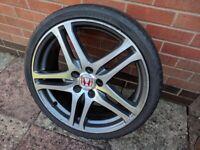 Honda Civic FN2 Rage Alloy Wheel