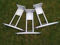 Ikea desk legs