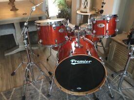 Premier Artist Drum Kit
