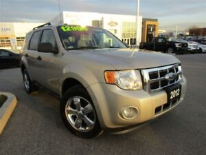 2011 Ford Escape XLT Automatic 3.0L | 4x4 |
