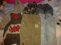 Boys clothes 8 - 9