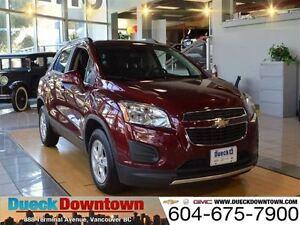 2015 Chevrolet Trax LT w/1LT