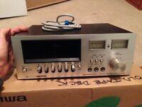 Pioneer CT-F2121 tape deck