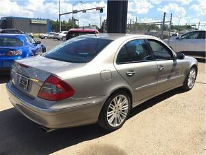 2007 Mercedes-Benz E-Class ALL WHEEL DRIVE! 123K! Edmonton Edmonton Area image 3