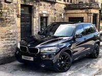BMW X5 F15 30d XDRIVE,HI SPEC DEMO CAR,FULLY LOADED,RARE SPEC CAR,PAN-ROOF, LEDs,X6,M4,M5,SWAPS