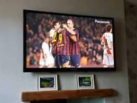 """Samsung 51"""" 3D internet HD tv"""