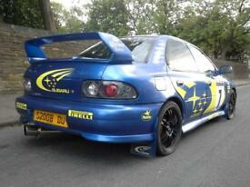 subaru impreza turbo UK model may swap px
